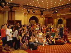 Extrair a dança direto da fonte! Aulas de dança do ventre no Egito!