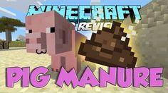 Pig Manure Mod 1.11/1.10.2/1.9.4 | Minecraft.org