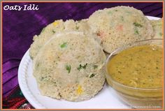 Step by step recipe to prepare Oats Idli with photos. Recipe of Oats Idli by Dhwani Mehta. Instant Oats Idli is a healthy Indian Breakfast recipe, which is.