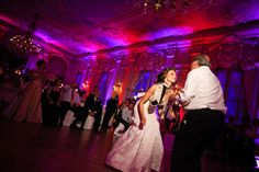 This bride just wanted to dance the night away!