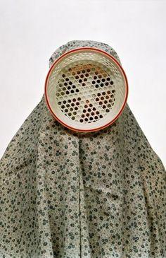 Bodies to clothe: Shadi Ghadirian Shirin Neshat, Hidden Identity, Bokashi, Desperate Housewives, Feminist Art, Space Gallery, Head Start, Human Body, Art Direction