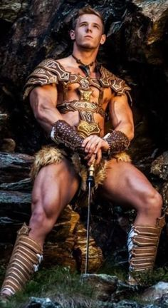Fantasy Ancient Armour