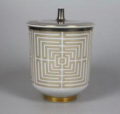 Hutschenreuther porseleinen dekselpot - Keramiek- en glasveiling - Keramiek en glas veilen of kopen op de Catawiki veiling