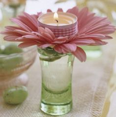 arranjos simples - Flower Decorations