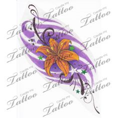 Looking for the perfect tattoo design? Here at Create My Tattoo, we specialize in giving you the very best tattoo ideas and designs for men and women. We host over unique designs made by our artists over the last 8 y I Tattoo, Cool Tattoos, Create My Tattoo, Custom Tattoo, Purple Flowers, Tattoo Designs, Ink, Artist, Shop