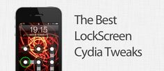 Best LockScreen Cydia Tweaks of 2013 for iPhone and iPad