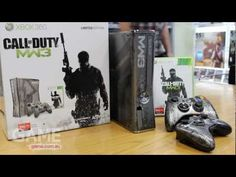 Call of Duty MW3 Unboxing Video