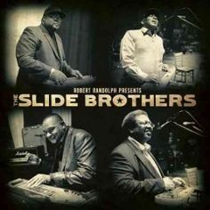 The Slide Brothers (CD)--The first studio album by pedal steel icons the Slide Brothers incorporates the sacred steel tradition in gospel music with rock, funk, and blues. The quartet and like-minded co-producers John McDermott and Robert Randolph -- the pedal steel guitarist and leader of the Family Band -- embrace the philosophy that traditional gospel and secular music should not be divided but celebrated.