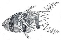 Easy sub art idea: Pattern animals, grade 4 Classroom Art Projects, School Art Projects, Art Classroom, Teaching Art, Teaching Ideas, Montessori Art, Animal Art Projects, Underwater Art, Jr Art