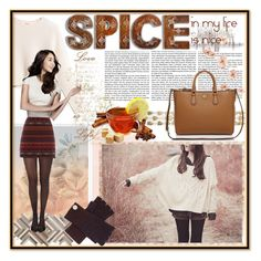 """I like spice in my life"" by tokyotrekker ❤ liked on Polyvore featuring Beacon, Pottery Barn, Pretty Polly, Marc by Marc Jacobs, Givenchy, Magical Thinking, Home Decorators Collection, Natural Curiosities, Tory Burch and doll"