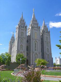 Im LDS and I want the Mormon Temple at Salt Lake City / http://www.ldsfunny.com/mormon-temple-at-salt-lake-city/