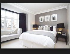 Interior : Gray And White Bedroom Ideas ~ Light Grey Bedrooms On Bedrooms  Beds And Master Bedrooms | Bedroom Decor | Pinterest | Light Gray Bedroom  And Gray ...