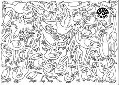 Super Cute ... coloring pages