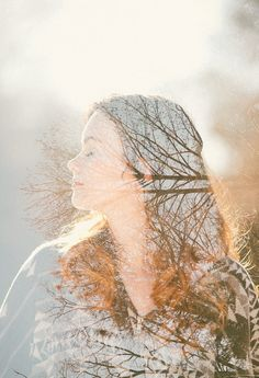 Double exposure. Stephanie Rose Photography