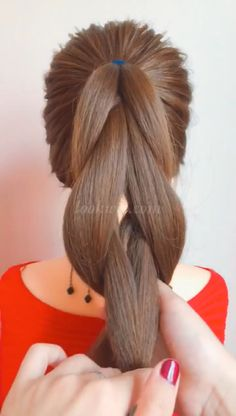 Share 25 hairstyles idea today The most popular high ponytail hairstyle this month - Beliebt Haar Und Beauty High Ponytail Hairstyles, High Ponytails, Girl Hairstyles, Braided Hairstyles, Hairstyles Videos, School Hairstyles, Cute Kids Hairstyles, Hairstyle For Long Hair, Cute Ponytails