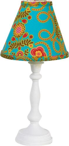 """Gypsy Standard 19"""" H Table Lamp with Empire Shade"""