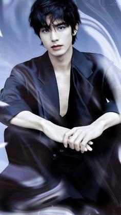Hot Actors, Handsome Actors, Handsome Boys, Actors & Actresses, Asian Haircut, Asian Male Model, Song Wei Long, Cute Boys Images, Cute Celebrities