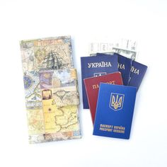 Womens wallet boarding pass holder travel wallet by anilachan 6 passport wallet family passport holder travel gifts travel accessories document organizer passport case map print world map gumiabroncs Image collections
