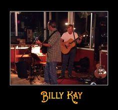 Billy Kay and John Performing at Slaughter County Brewing Company