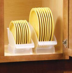 Plate Space Saving Storage Cradles   $9.99