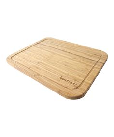 Look at this Bambum: Talau Large Cutting Board on #zulily today!