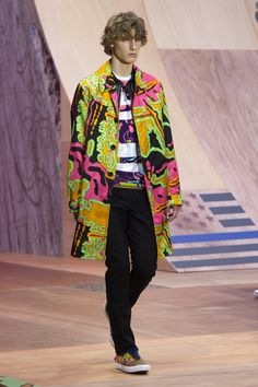 Coach Spring 2016 Menswear Collection Photos - Vogue