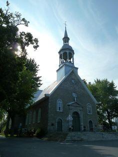 Boucherville (église Sainte-Famille), Québec, Canada (45.612391, -73.455433)