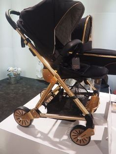 Pin for Later: 146 New Baby and Kid Products You'll Be So Glad Are Coming in 2016 Mamas & Papas Rose Gold Urbo2 Stroller