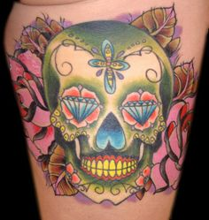 Tattoo by Amy Wagner @ Tattoolicious