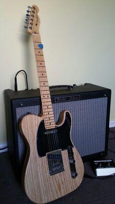 Fender - love the clean tones