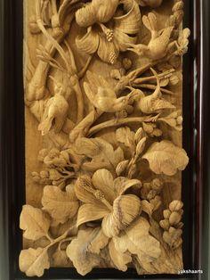 Relief Carving 16 | Yaksha Arts