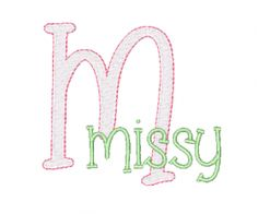 43641bc27ea All Designs    2015 Design Sale    Missy Font. Embroidery FontsEmbroidery  ...