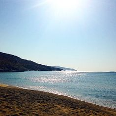 #Mykonos #Beach #Greece Photo credits:@isabella0891