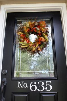 I wish my door was cool enough to do this on..