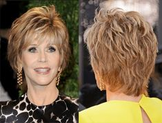 Fantastic hairstyles for over 50's with fine hair  #fantastic #hairstyles