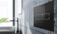 Toilet zwart en wit tegel tegelzetbedrijf alwin reek