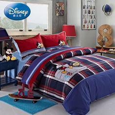 Classic Mickey Mouse England Blue Disney Bedding Mickey Mouse Room, Summerhouse Ideas, Disney World Secrets, Disney Bedding, Disney House, Classic Mickey Mouse, Theme Bedrooms, Bed Sets, Bedroom Bed