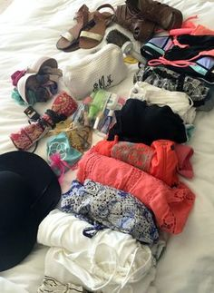 While I was packing for my recent trip to Cabo San Lucas, Mexico, I did my usual research via Pinterest on what to bring, how to pack, etc....