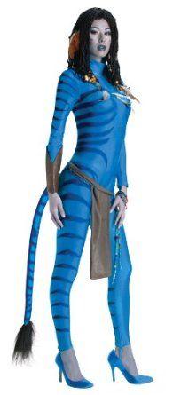 Avatar Secret Wishes Neytiri Costume #women's Halloween costume #women's Halloween costumes #Halloween costumes #kids costumes #decorations