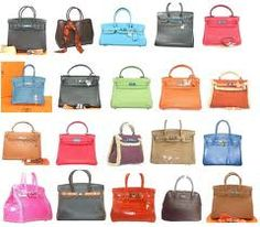 Almost a half-million $ worth of bags!  Rather have the money in the bank!
