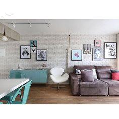Nossos clientes tem muito bom gosto mesmo! Estamos apaixonados por essa parede! E vc? Já fez a sua? Venha nos visitar ! #projetopartiuNatal #vamosespalhararte