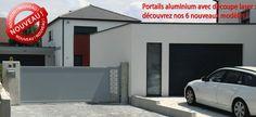 Leader vente en ligne portails portillons portes de garage SUR MESURES-Fabrication française