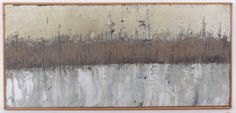 William Grosvenor Congdon (1912 - 1998) Oil on Panel  Realized: $1,900