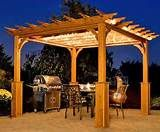 Image Detail for - DIY Patio and Pergola Kits - Backyard,Front Yard,Lawn Care,Garden,Pool ...
