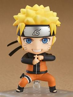 "Buy Naruto Uzumaki - Nendoroid Figure at Mighty Ape NZ. Naruto Uzumaki – Nendoroid Figure ""Believe it!"" From the popular anime series, 'Naruto Shippuden' comes a Nendoroid of the main character, Naruto U. Anime Naruto, Naruto Shippuden, Boruto, Naruto Uchiha, Anime Ninja, Narusaku, Sasunaru, Naruhina, Kakashi"