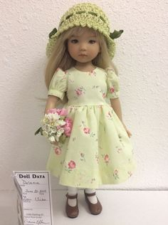 Dianna Effner Little Darling  #2 Delanie #OriginalArtistDesign #Dolls