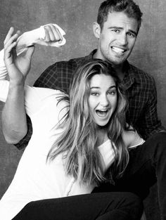 shailene woodley and theo james complete me