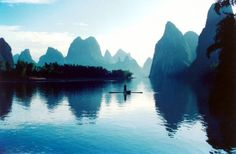 Visit China – the Mysterious Country - Yangshuo County, Guilin, Guangxi Province