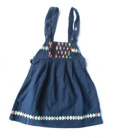 Huipil Baby Dress Size 3-Rina – Humble Hilo | Creating a Common Thread