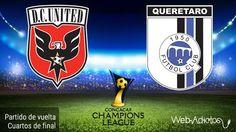 DC United vs Querétaro, Concachampions 2016 ¡En vivo por internet! | Cuartos de final - https://webadictos.com/2016/03/01/dc-united-vs-queretaro-concachampions-2016/?utm_source=PN&utm_medium=Pinterest&utm_campaign=PN%2Bposts